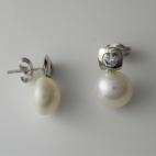 Pendientes de perla