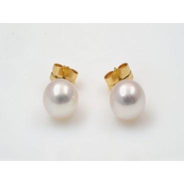 Perlas Akoya de 3 a 9 mm