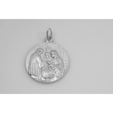 Medalla de plata